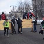 Тоболяков ждут насыщенные спортивные выходные: эстафета, хоккей, скандинавская ходьба