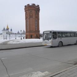 Автобусы в Тобольске перестанут ходить в дневное время