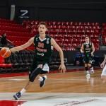 """БК """"Нефтехимик"""" обменялся победами с краснодарскими баскетболистами"""