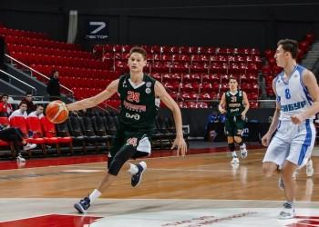 БК «Нефтехимик» обменялся победами с краснодарскими баскетболистами