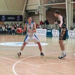 БК «Нефтехимик» одержал две домашние победы над курскими баскетболистами