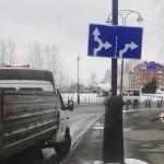Тобольск начали мыть к весне: на улицах работает 4 машины с керхером