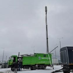 МегаФон обеспечил связью строительную площадку аэропорта в Тобольске
