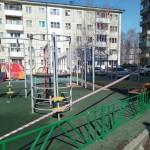 В Тобольске введен запрет на посещение парков, скверов, детских площадок