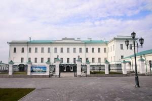 Владимир Путин поздравил тобольский музей-заповедник с юбилеем