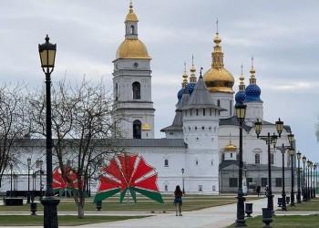 На Красной площади тобольского кремля установят шестиметровую звезду