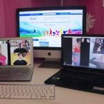 Тобольские спортсмены тренируются через Skype, Youtube, Instagram