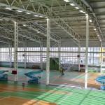 В Тобольске завершено строительство спорткомплекса в 15 микрорайоне