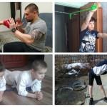 Тобольский спорт в режиме самоизоляции