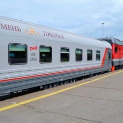 В пригородном поезде Тобольск-Тюмень на лето добавят вагоны