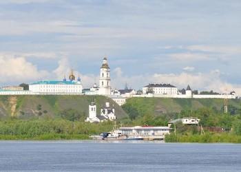 Максим Афанасьев: Тобольск — духовный и промышленный центр