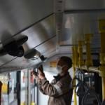 В 74 автобусах Тобольска установили систему видеонаблюдения