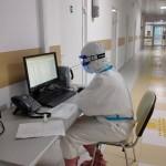 Максим Афанасьев: в моногоспитале хватает мест для заболевших COVID-19