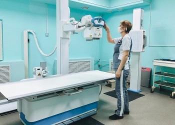В тобольской больнице открылся обновленный рентгенкабинет