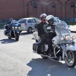 В Тобольске побывали байкеры из Уфы, Челябинска и Тюмени. Фото