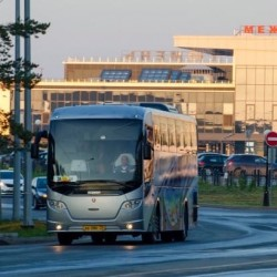 В Тобольск из аэропорта Рощино можно доехать на рейсовом автобусе