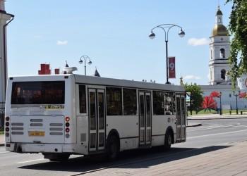В тобольских автобусах запретят ездить без масок с 8 июля