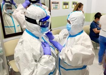 В Тобольске больных с COVID-19 лечат в моногоспитале и амбулаторно
