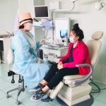 В детской поликлинике появился современный лор-комбайн