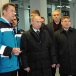 Владимир Путин проведет совещание в Тобольске в сентябре