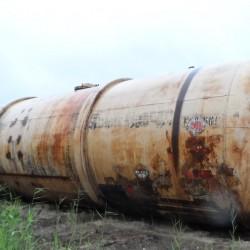 Тоболяк похитил железнодорожную цистерну