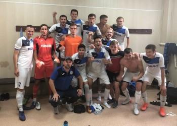 ФК «Тобол» одержал волевую победу в Коркино