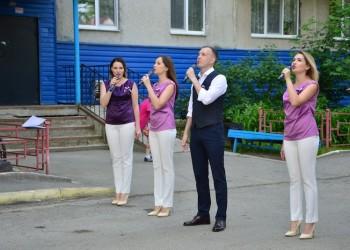 Тоболяки отметят день области концертами во дворах