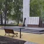 В Тобольске откроют обновленный сквер Речников