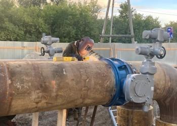 В Тобольске восстановлена подача горячего водоснабжения