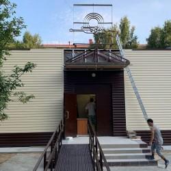 Тобольские стрелки будут тренироваться в обновленном тире