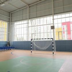 В Тобольске завершено строительство нового спорткомплекса