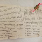 Жители тобольской деревни получили послание потомкам из прошлого века