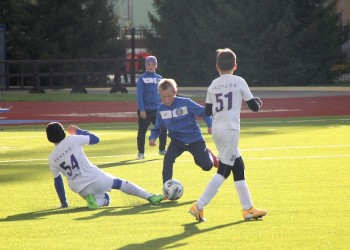 Юные футболисты «Тобола» победили на домашнем турнире