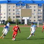 """ФК """"Тобол"""" одержал первую домашнюю победу в сезоне. Фото"""
