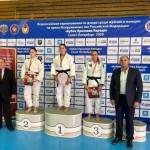 Тобольские дзюдоистки завоевали награды турнира в Санкт-Петербурге