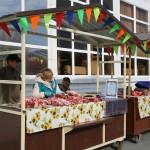Жители Тобольска на ярмарке купили 2 тонны картофеля и 600 килограмм мяса