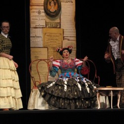 Тобольский драматический театр открыл юбилейный сезон