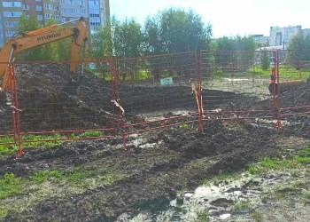 В Тобольске приступают к реконструкции центрального канализационного коллектора