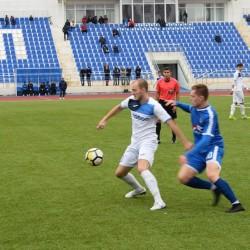 Футболисты «Тобола» сыграли вничью с пермской «Звездой»