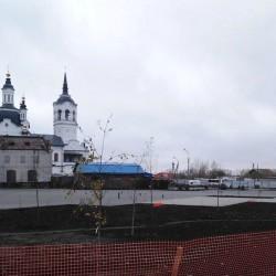 На Базарной площади появятся ярмарочные домики и сувенирные павильоны