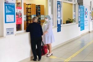 В Тобольске приостановили плановый прием в поликлиниках из-за COVID-19