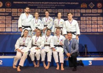 Тобольские дзюдоистки отличились на первенстве УФО в Екатеринбурге