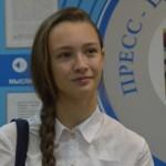 Тобольская школьница может получить премию МИРа за добрые дела