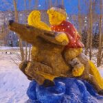 В Тобольске построят пять городков со снежными фигурами