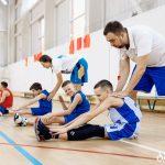 """Юные тоболяки прошли тренировочные сборы в """"Школе баскетбола"""""""