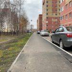 В Тобольске обустроено около 15 километров новых тротуаров