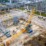 Завод по производству МАН в Тобольске построен уже на треть