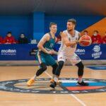 БК «Нефтехимик» в равной игре уступил челябинским баскетболистам