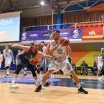 Баскетбольный клуб «Нефтехимик» проиграл на выезде в Челябинске