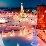 Ледовый городок в кремле откроется 27 декабря